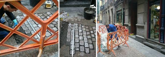 Obra y reparación de tuberías en Bilbao
