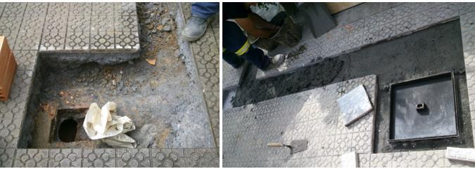 Reparación de arquetas y tuberías en Bizkaia