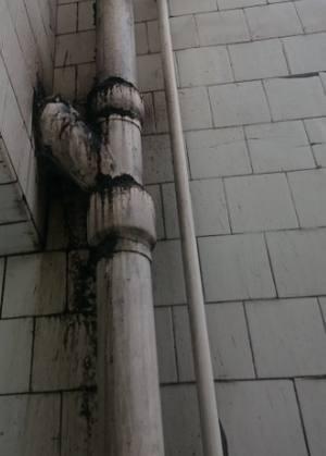 Desatasco de tuberías en comunidad de propietarios de Getxo