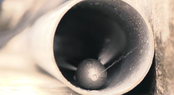 Desatasco de la tubería del fregadero