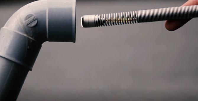 Inspección de tubería con cámara