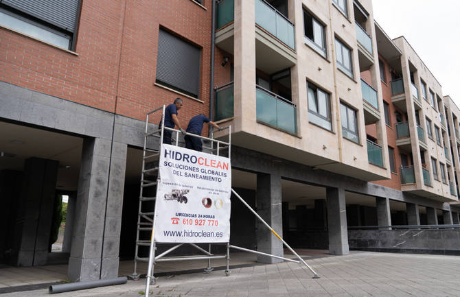 Servicios de Fontanería para Administradores de Fincas en Bilbao y Bizkaia
